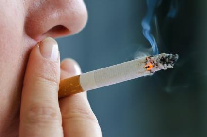 Smoking fetish lungs